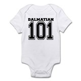 Dalmatian SPORT Infant Bodysuit