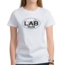 Labrador Retriever MOM Tee