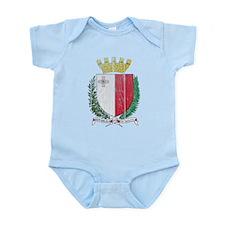 Malta Coat Of Arms Infant Bodysuit