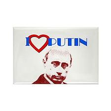I Love Putin Magnet