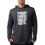 Bullies for Romney Logo Tee-Shirt Women's Long Sle