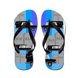 Funeral director 4.PNG Flip Flops