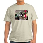 Kitten in a Basket Light T-Shirt