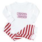 Bullies for Romney Long Sleeve Infant T-Shirt