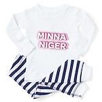Bullies for Romney Long Sleeve Infant Bodysuit