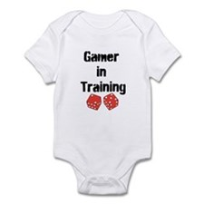 Gamer in Training Infant Bodysuit