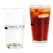 DIrector Drinking Glass