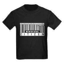 Minocqua Citizen Barcode, T