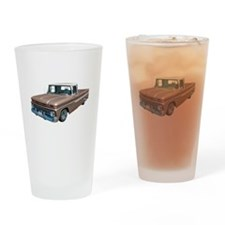 1963 Chevy C10 Drinking Glass