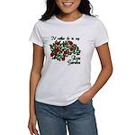 In My Rose Garden Women's T-Shirt