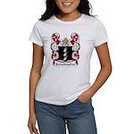 Zerwikaptur Coat of Arms Women's T-Shirt
