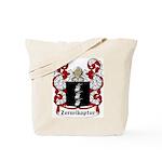Zerwikaptur Coat of Arms Tote Bag