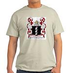 Zerwikaptur Coat of Arms Ash Grey T-Shirt
