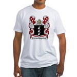 Zerwikaptur Coat of Arms Fitted T-Shirt
