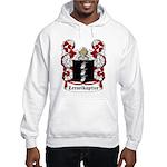 Zerwikaptur Coat of Arms Hooded Sweatshirt