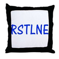RSTLNE Throw Pillow