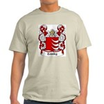 Zemby Coat of Arms Ash Grey T-Shirt