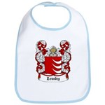 Zemby Coat of Arms Bib