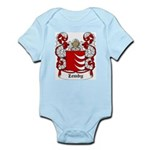 Zemby Coat of Arms Infant Creeper