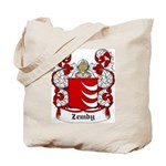 Zemby Coat of Arms Tote Bag