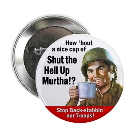 A Nice Cup of Shut-up 2.25&quot; Button (10 pack)