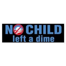 Anti Obama Car Sticker