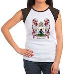 Zapolski Coat of Arms Women's Cap Sleeve T-Shirt
