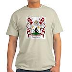 Zapolski Coat of Arms Ash Grey T-Shirt