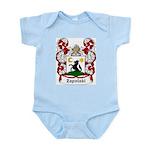 Zapolski Coat of Arms Infant Creeper