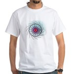 Eye of Chaos White T-Shirt