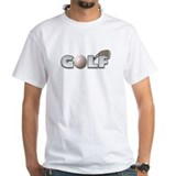 Golf. Just Golf. Shirt