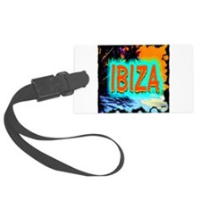 ibiza Luggage Tag