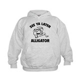 See Ya Later Alligator Hoody