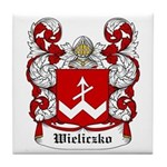 Wieliczko Coat of Arms Tile Coaster