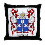 Werona Coat of Arms Throw Pillow