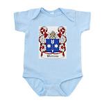 Werona Coat of Arms Infant Creeper