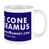 "Official DAR ""Cone of Seamus"" Coffee Small Mug"