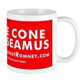 "Official DAR ""Cone of Seamus"" Coffee Mug"
