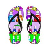 Chemist Beekers Flip Flops