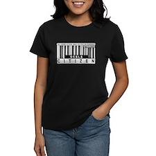 Ocala Citizen Barcode, Tee