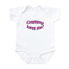 Grammy love Me! Infant Creeper