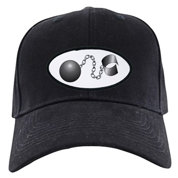 Ball and Chain Black Cap