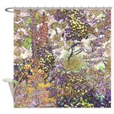 Nature's Floral Arrangement Shower Curtain