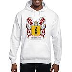 Waselrot Coat of Arms Hooded Sweatshirt