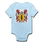 Waselrot Coat of Arms Infant Creeper