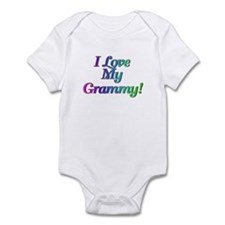 Love Grammy Infant Creeper
