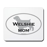 Welshie MOM Mousepad