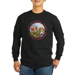 Alice Encounters Talking Flowers Long Sleeve Dark
