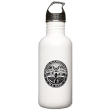 USN Aviation Machinists Mate Eagle Rate Water Bottle