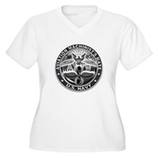 USN Aviation Machinists Mate Eagle Rate T-Shirt